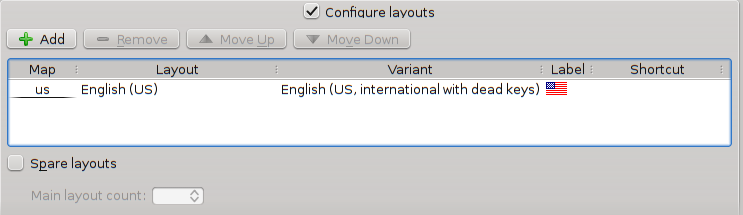 Change keyboard layout in KDE | LibreByte